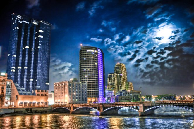 downtown_grand_rapids_by_ii_mccloud_ii-d371lh8